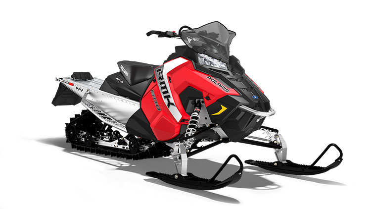 Polaris 600 RMK / Mountain Powder Sled