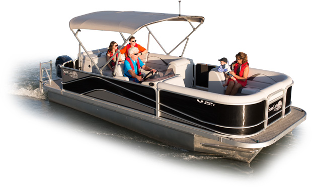 Pontoon - 11 Passenger Boat