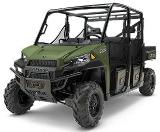 Ranger Crew 900 CC - All-terrain Vehicle
