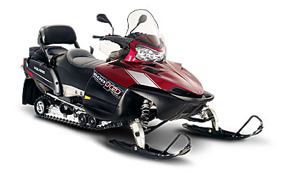 Trail Touring Sled