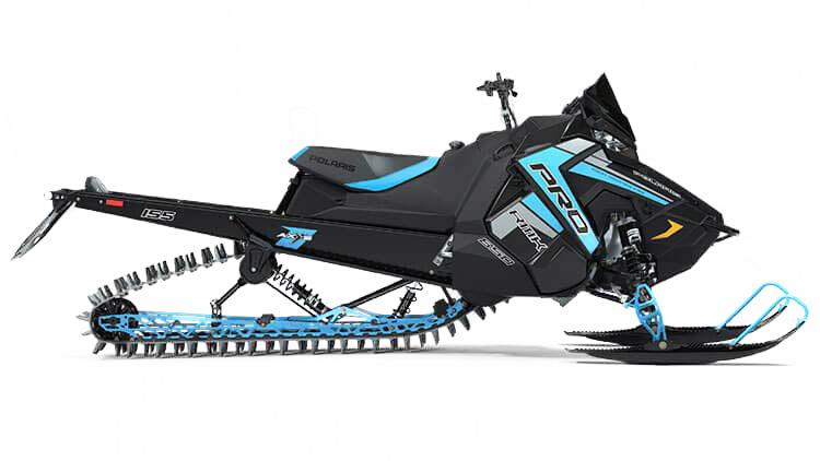 Mountain Snowmobile 850