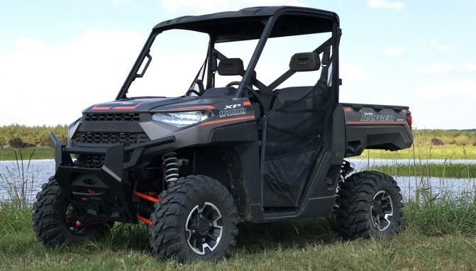 Ranger 1000 - 3 Seater